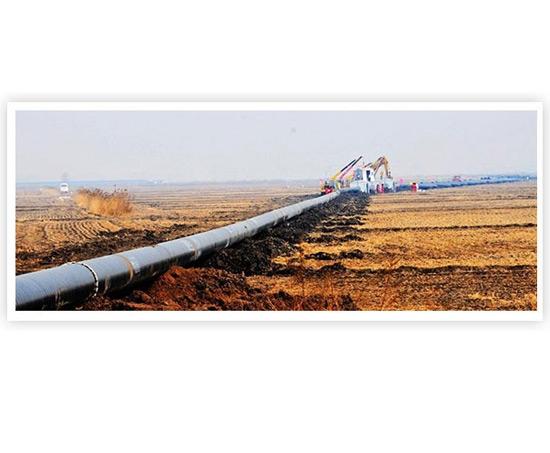 鞍大线输油管道,公司顶管