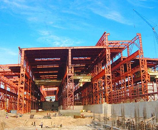 鞍钢营口中板厂建设公司